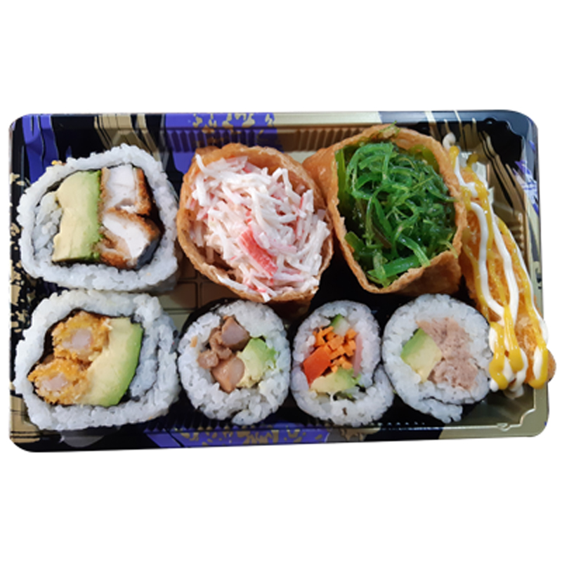 lunch combo box